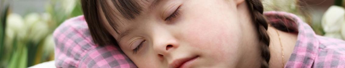 slaapproblemen verstandelijke beperking
