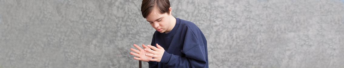Emotionele ontwikkeling bij volwassenen met een verstandelijke beperking en autisme