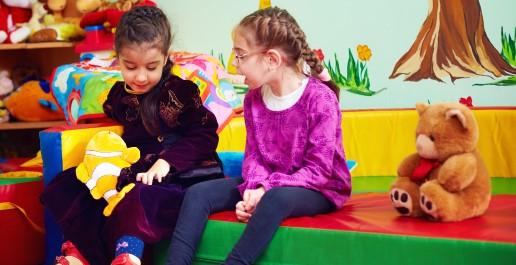 Spelbegeleiding aan kinderen met een lichte verstandelijke beperking