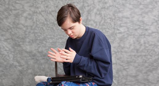 Emotionele ontwikkeling cliënten met verstandelijke beperking en autisme