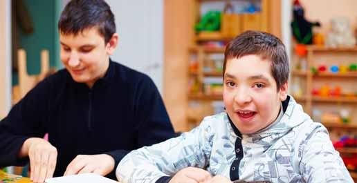 Syndromen, gedrag en verstandelijke beperking